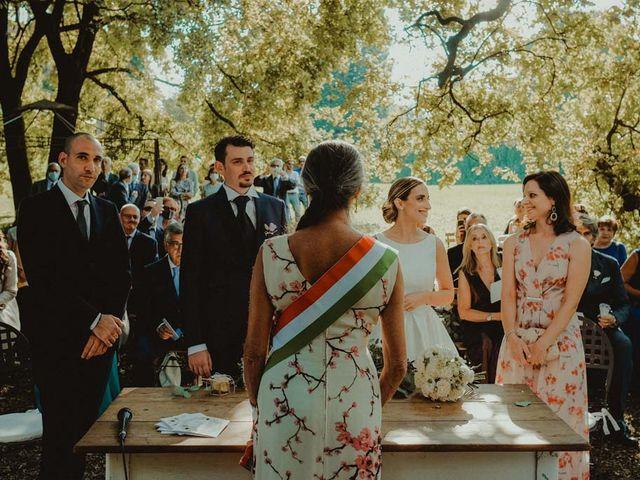 Il matrimonio di Federico e Claudia a Imbersago, Lecco 39