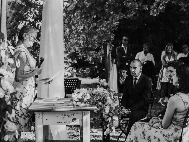 Il matrimonio di Federico e Claudia a Imbersago, Lecco 41
