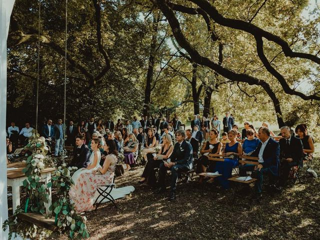 Il matrimonio di Federico e Claudia a Imbersago, Lecco 42