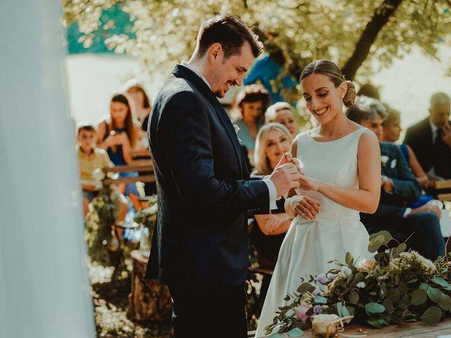 Il matrimonio di Federico e Claudia a Imbersago, Lecco 45