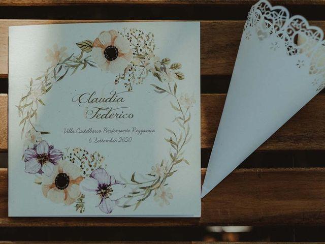 Il matrimonio di Federico e Claudia a Imbersago, Lecco 50
