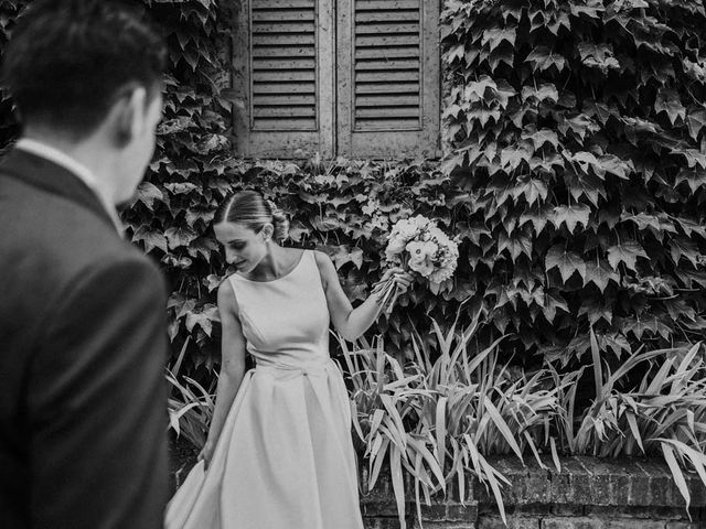Il matrimonio di Federico e Claudia a Imbersago, Lecco 70