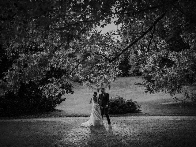 Il matrimonio di Federico e Claudia a Imbersago, Lecco 77