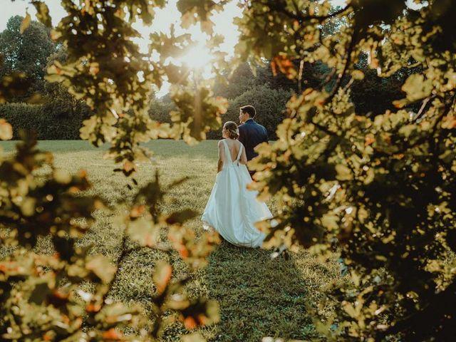 Il matrimonio di Federico e Claudia a Imbersago, Lecco 84