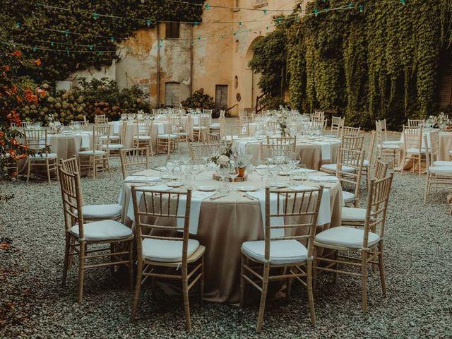 Il matrimonio di Federico e Claudia a Imbersago, Lecco 91
