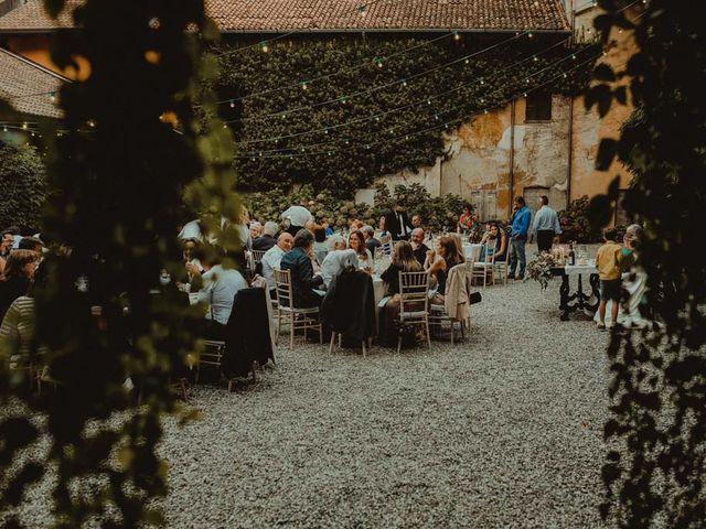 Il matrimonio di Federico e Claudia a Imbersago, Lecco 94