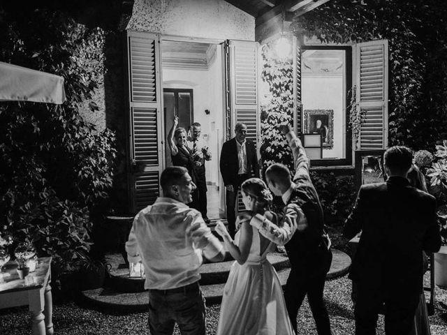 Il matrimonio di Federico e Claudia a Imbersago, Lecco 102