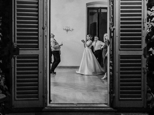 Il matrimonio di Federico e Claudia a Imbersago, Lecco 104