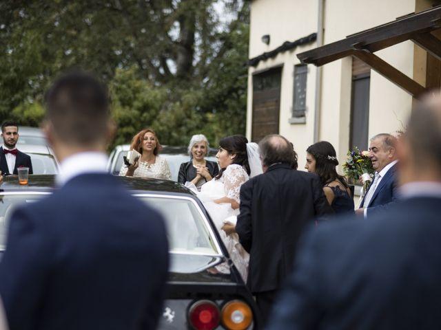 Il matrimonio di Tiziano e Ivana a Collecchio, Parma 45