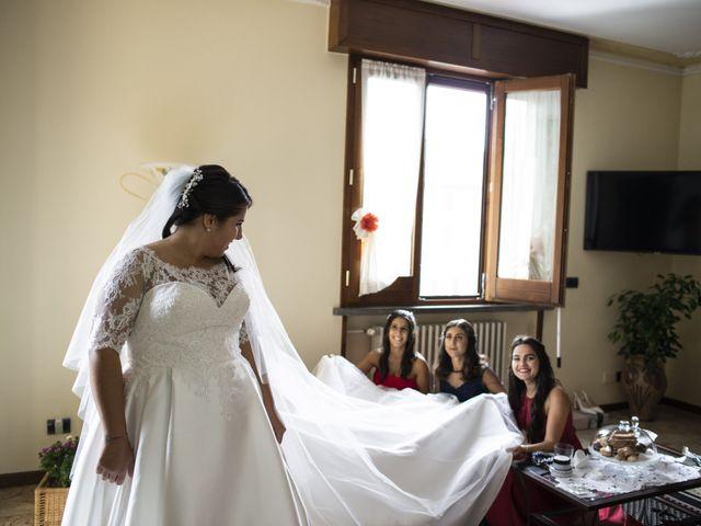 Il matrimonio di Tiziano e Ivana a Collecchio, Parma 48
