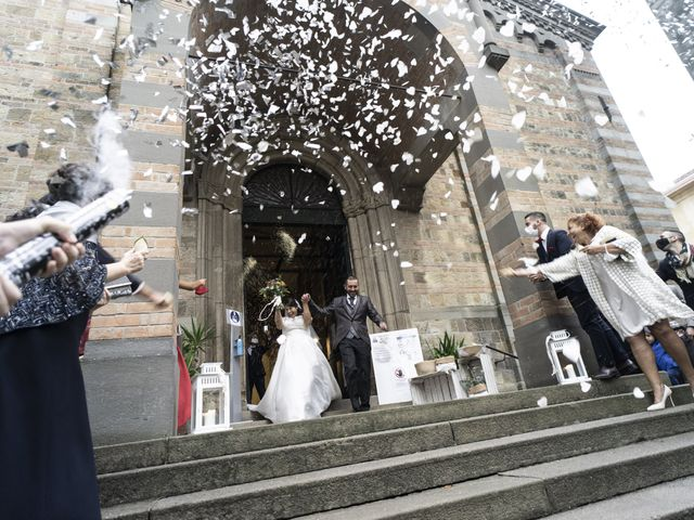 Il matrimonio di Tiziano e Ivana a Collecchio, Parma 49