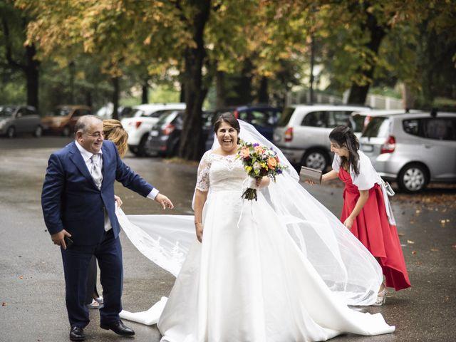 Il matrimonio di Tiziano e Ivana a Collecchio, Parma 51
