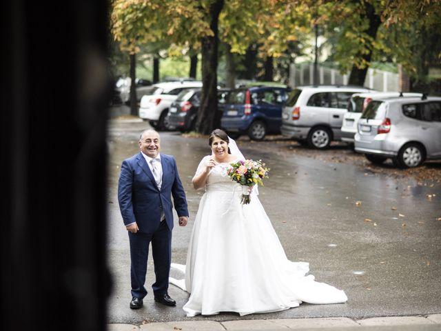 Il matrimonio di Tiziano e Ivana a Collecchio, Parma 52