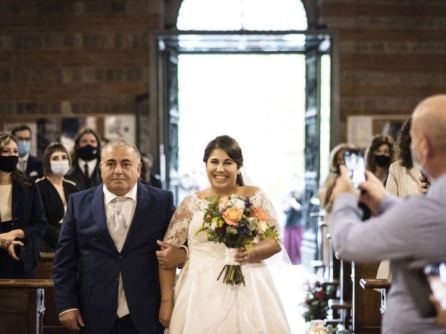Il matrimonio di Tiziano e Ivana a Collecchio, Parma 54