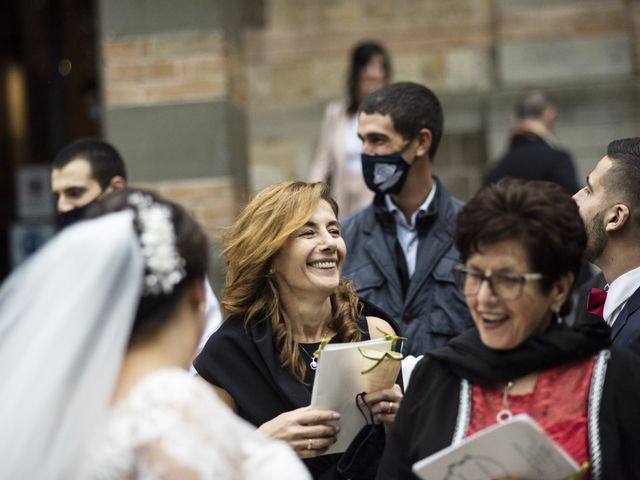 Il matrimonio di Tiziano e Ivana a Collecchio, Parma 72