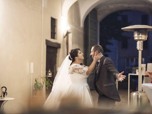Il matrimonio di Tiziano e Ivana a Collecchio, Parma 78