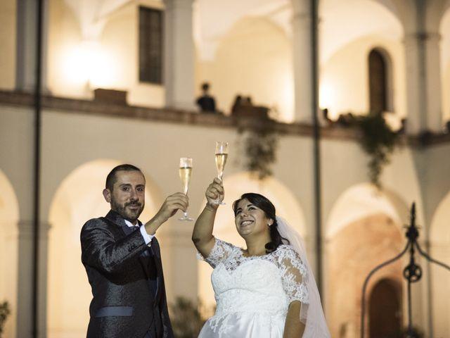 Il matrimonio di Tiziano e Ivana a Collecchio, Parma 81