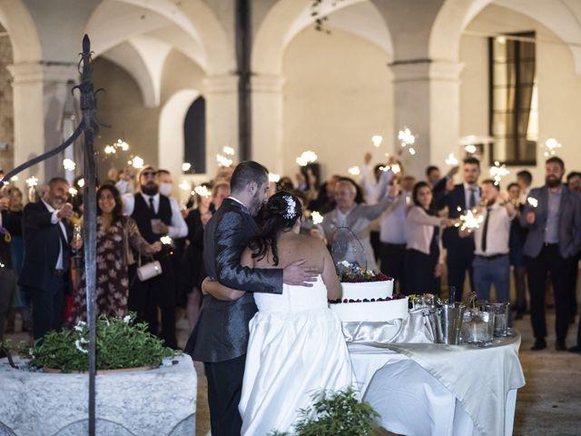 Il matrimonio di Tiziano e Ivana a Collecchio, Parma 89