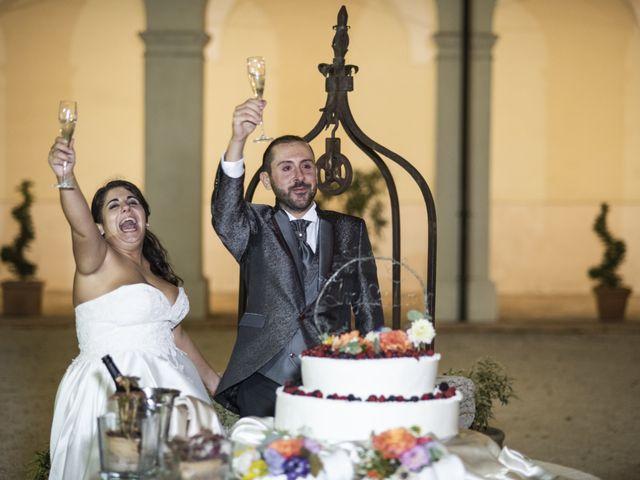 Il matrimonio di Tiziano e Ivana a Collecchio, Parma 92