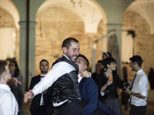 Il matrimonio di Tiziano e Ivana a Collecchio, Parma 98