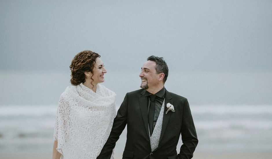 Il matrimonio di Luca e Sabrina  a Terracina, Latina