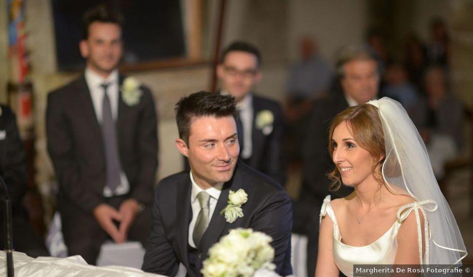 Il matrimonio di Mario e Ilaria a Trasacco, L'Aquila