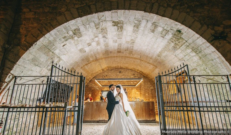 Il matrimonio di Andrea e Eléna a Modica, Ragusa