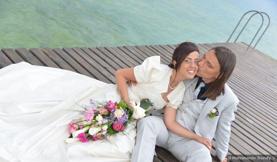 Il matrimonio di Matteo e Annalisa a Padenghe sul Garda, Brescia