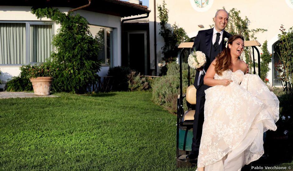 Il matrimonio di Giuseppe e Camilla a Caserta, Caserta