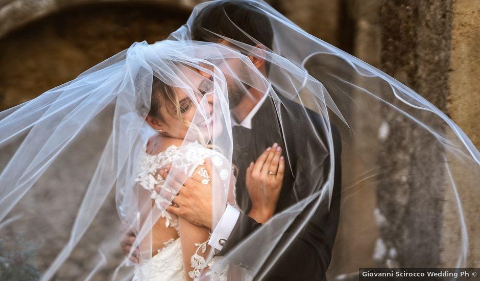 Il matrimonio di Emanuele e Hanna a Sermoneta, Latina