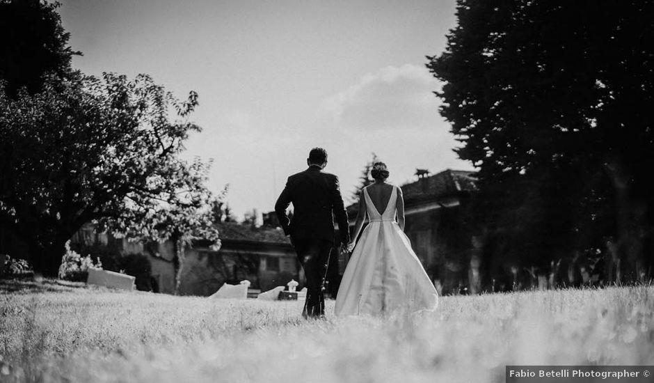 Il matrimonio di Federico e Claudia a Imbersago, Lecco