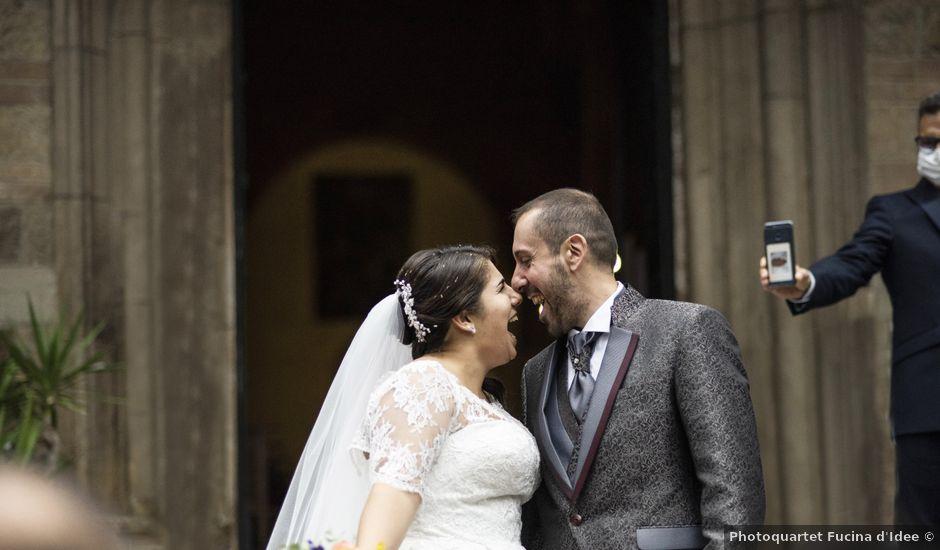 Il matrimonio di Tiziano e Ivana a Collecchio, Parma