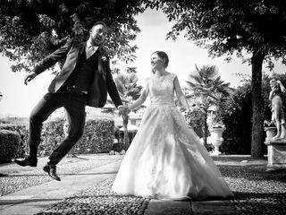 Le nozze di Luisa e Samuele