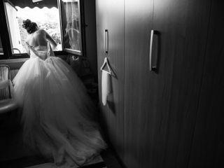 Le nozze di Alexandra e Loris 1