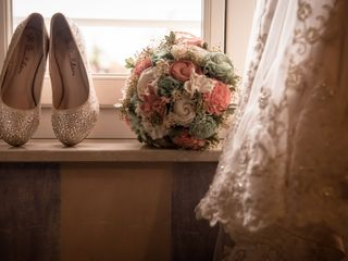 Le nozze di Danielle e Troy 3