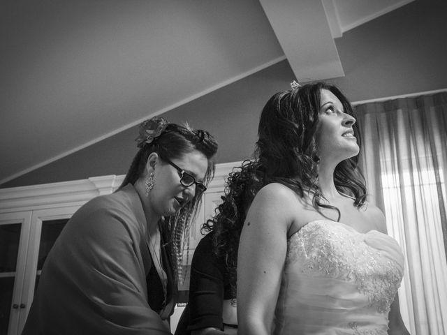 Il matrimonio di Riccardo e Elisa a Chiampo, Vicenza 15