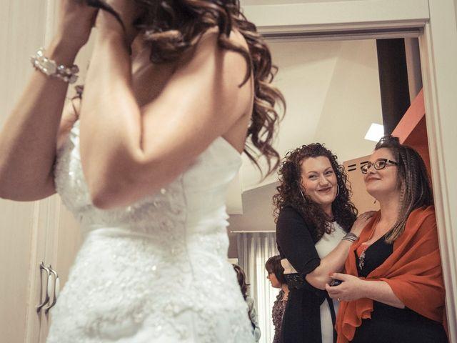 Il matrimonio di Riccardo e Elisa a Chiampo, Vicenza 19