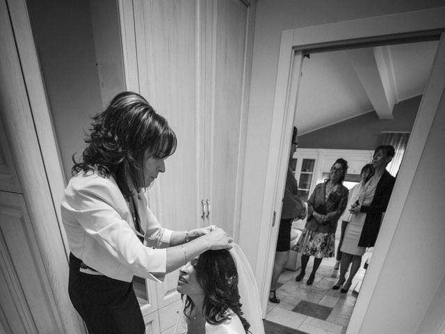 Il matrimonio di Riccardo e Elisa a Chiampo, Vicenza 20