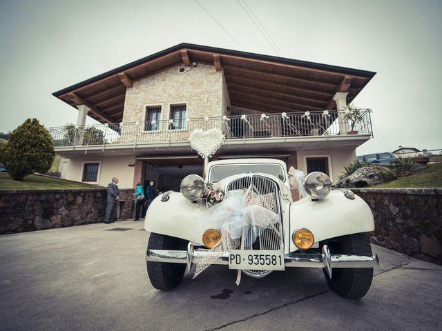 Il matrimonio di Riccardo e Elisa a Chiampo, Vicenza 22