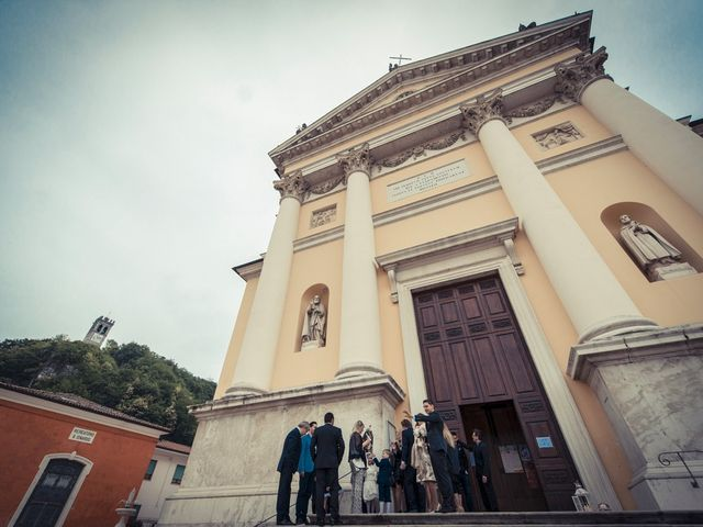 Il matrimonio di Riccardo e Elisa a Chiampo, Vicenza 23