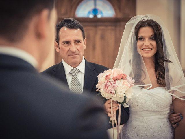 Il matrimonio di Riccardo e Elisa a Chiampo, Vicenza 28