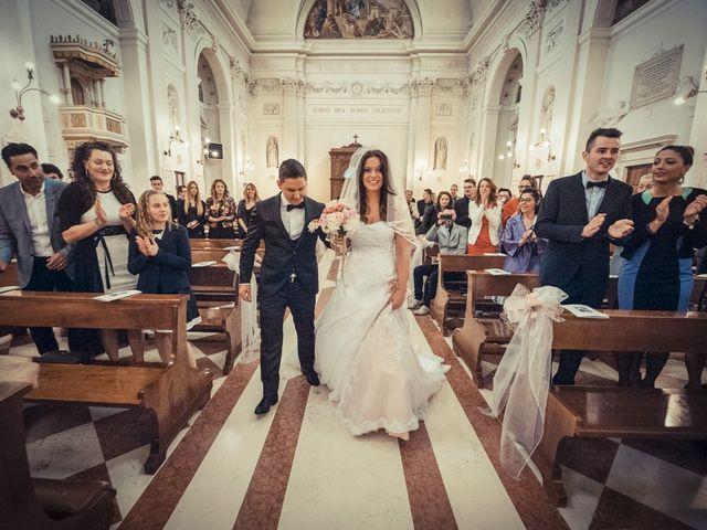 Il matrimonio di Riccardo e Elisa a Chiampo, Vicenza 29