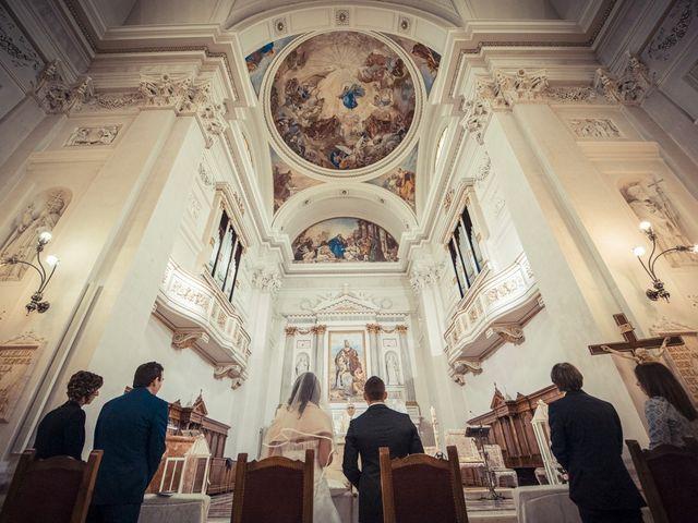Il matrimonio di Riccardo e Elisa a Chiampo, Vicenza 30
