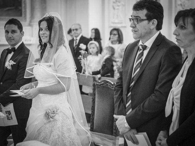 Il matrimonio di Riccardo e Elisa a Chiampo, Vicenza 31