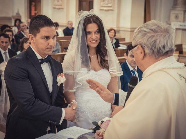 Il matrimonio di Riccardo e Elisa a Chiampo, Vicenza 33