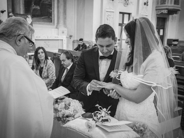 Il matrimonio di Riccardo e Elisa a Chiampo, Vicenza 35