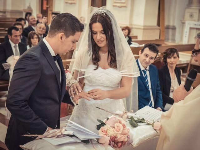 Il matrimonio di Riccardo e Elisa a Chiampo, Vicenza 36
