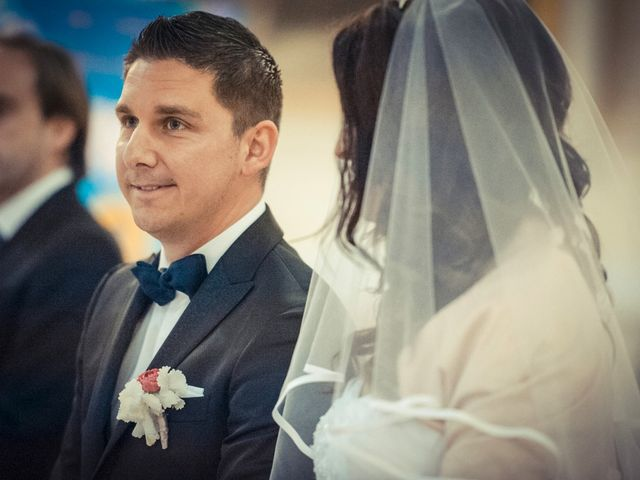 Il matrimonio di Riccardo e Elisa a Chiampo, Vicenza 38