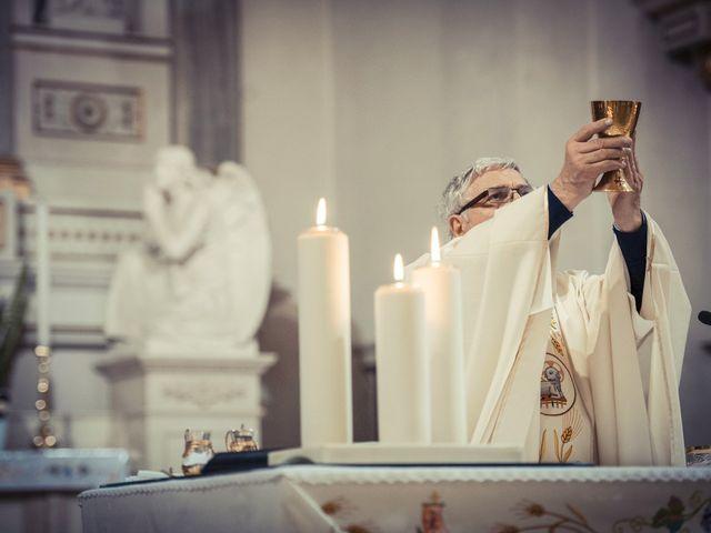 Il matrimonio di Riccardo e Elisa a Chiampo, Vicenza 39