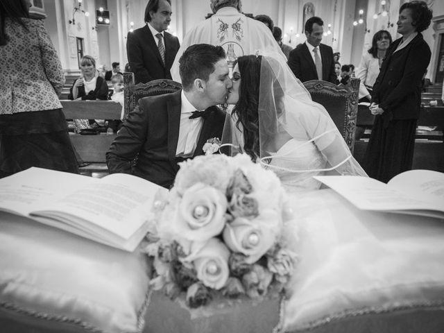 Il matrimonio di Riccardo e Elisa a Chiampo, Vicenza 1